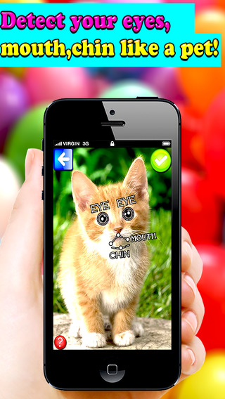 My Talking pet Booth: Create funny face talk like a pet Make them alive