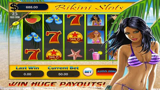 Bikini sexy slots machines 777 – Free hot gamble game simulation