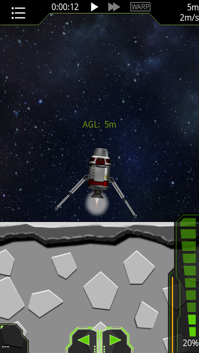 SimpleRockets screenshot 4