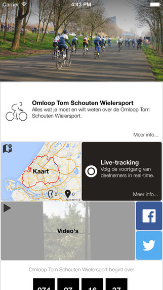 Omloop Tom Schouten Wielersport