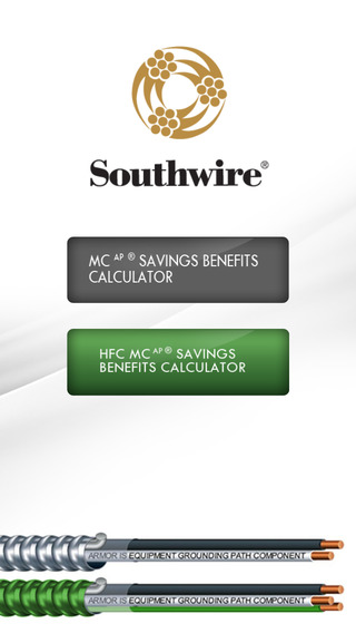 Southwire® MCAP® Savings Calculator