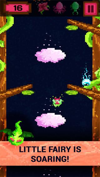 Flying Fairy Journey