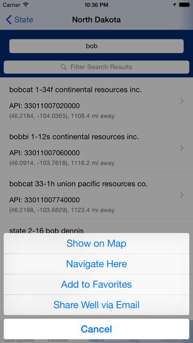 WellSite Navigator USA Pro app image