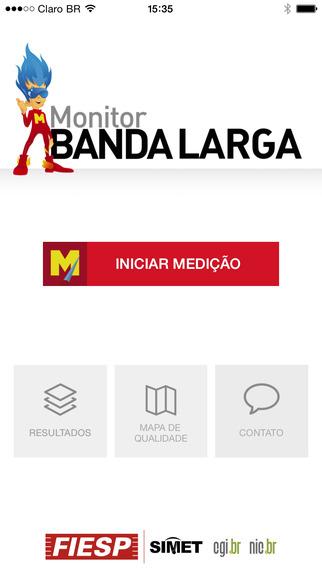 Monitor Banda Larga