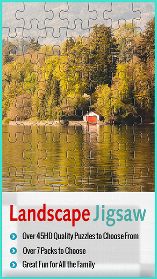 Landscape Jigsaw Free - A Collection of Thinking Games