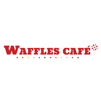 Waffles Cafe LOGO-APP點子