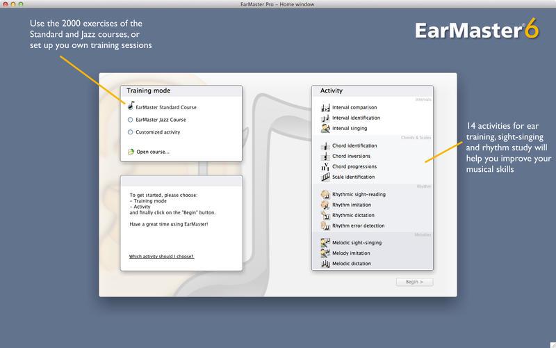 EarMaster Pro Screenshot - 3