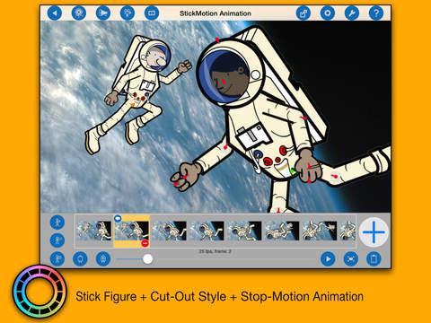 StickMotion Animation