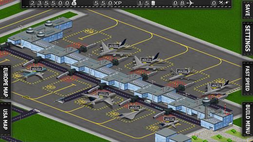 《模拟经营飞机场 - 航空终点站2 The Terminal 2 [iOS]》