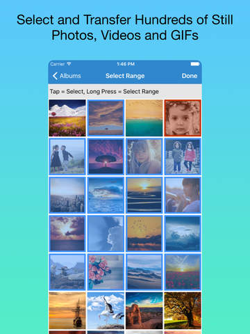 Pic Sync for Dropbox Screenshots