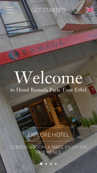 Hotel Ramada Paris Tour Eiffel