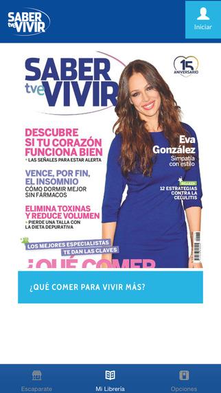 Saber Vivir Revista