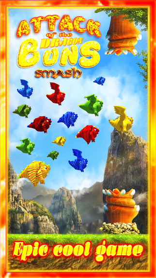 Attack Of the Dragon Buns: Smash Free Fun and Cool Game for Boys Girls Kids