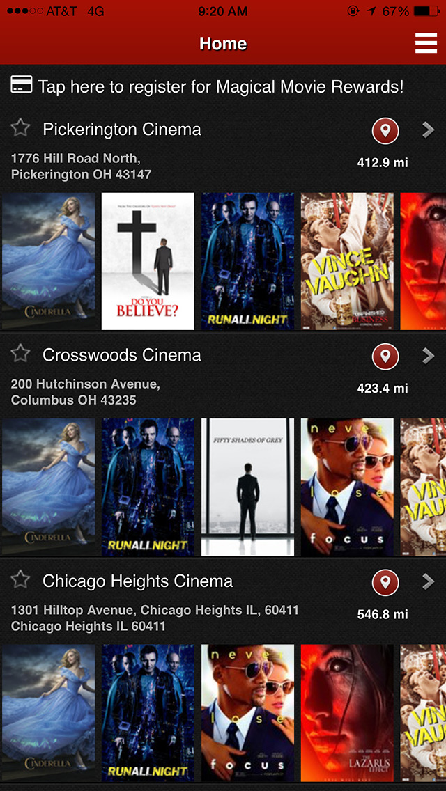 May 09, · MoviePass at Marcus Theatres: $10 monthly gets you a movie a day. All the new movies in theaters for 10 bucks a month? There's an app for that.