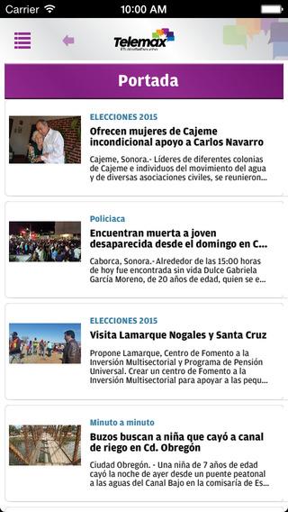 Telemax Sonora