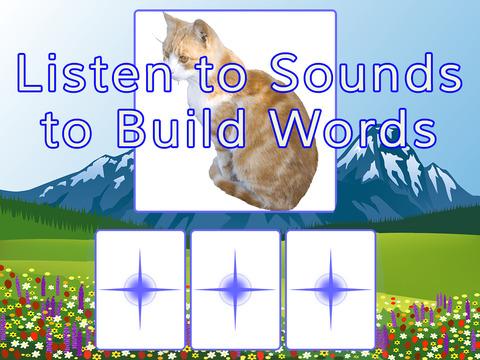 ABC MAGIC READING Short Vowel Words iPad Screenshot 3