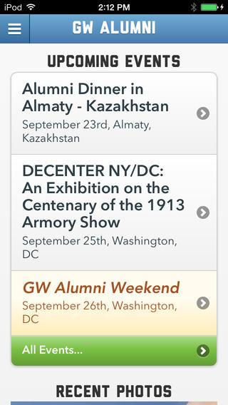 GW Alumni