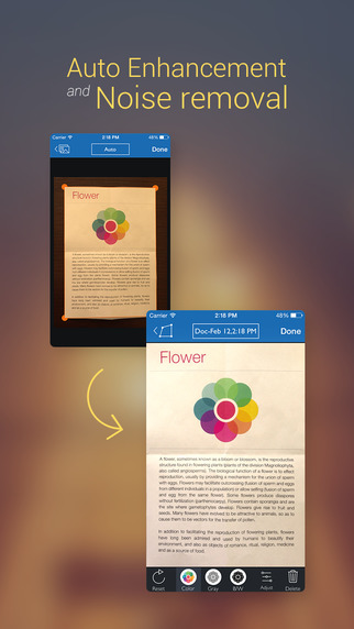 Awesome Scanner - Smart Scanner for iPhone