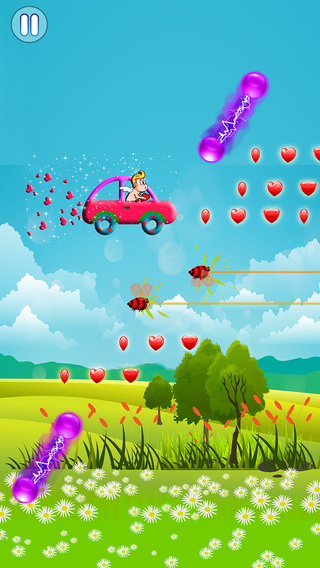 Amazing Cupid Rush Free - Adventure Crossing The Wood Of Love And Happiness In Valentine Day