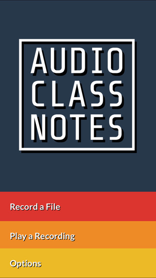 Audio Class Notes Free - Record Share and Tag School Lectures