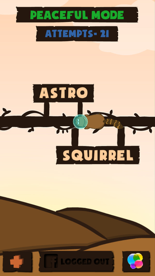 Astro Squirrel