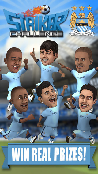 Manchester City FC Striker Challenge