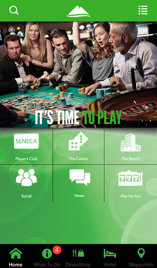 Seneca Allegany Resort Casino