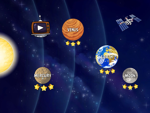 《精品续作 - 愤怒的小鸟太空版 HD Angry Birds Space HD [iOS]》
