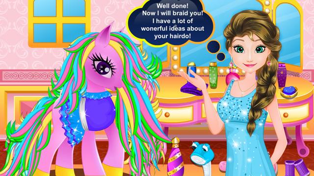 Pony and Barbara Braids School