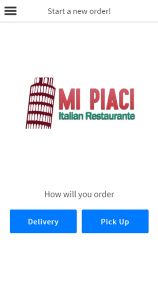 Mi Piaci Italian Restaurante