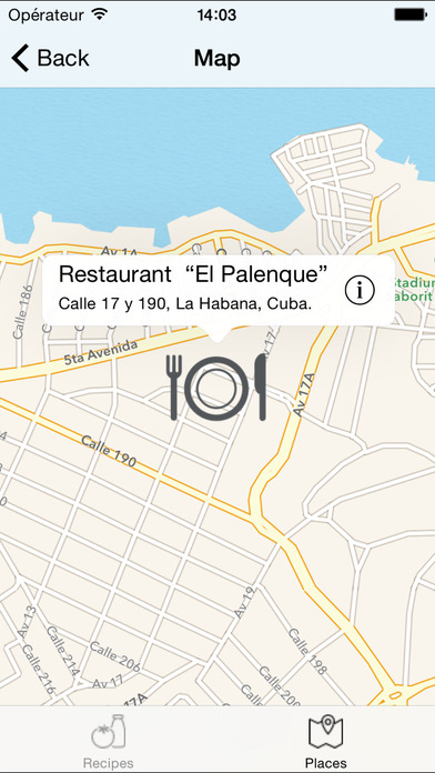 Cuban Recipes - Desserts iPhone Screenshot 2