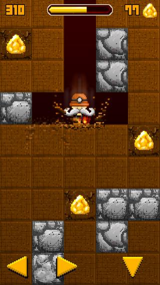 Miner Man Golden Edition