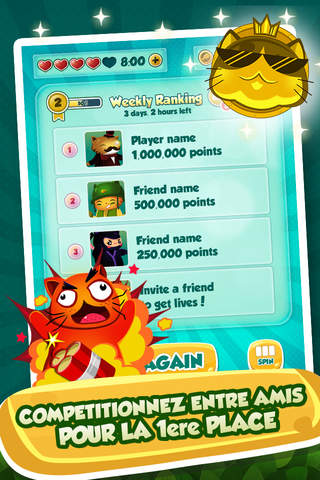 Combi Cats - Cat-Matching Fun for the Whole Family screenshot 3
