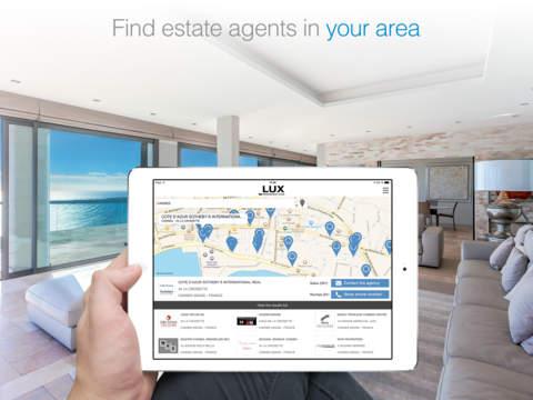 Lux-Residence - Prestige & Luxury real-estate iPad Screenshot 5