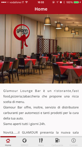 Glamour Lounge Bar