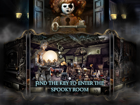 Abandoned Spooky House HD