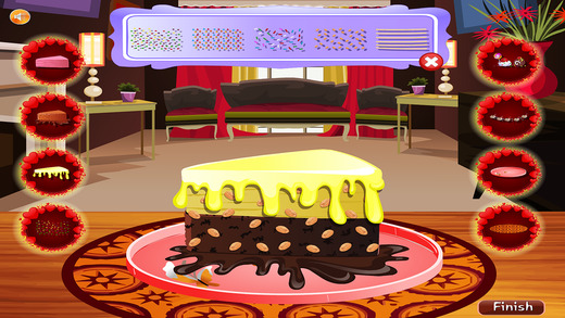 Decorate Birthday Cake