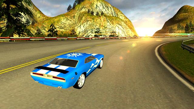 Jet Racing: Real Mustang