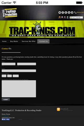 TracKings screenshot 4