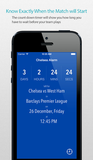 Chelsea Alarm — News live commentary standings and more for your team