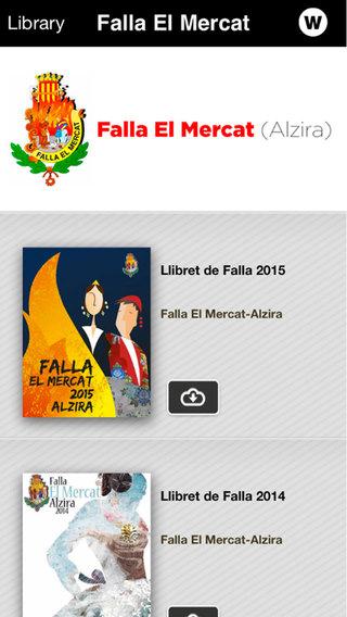 Falla El Mercat d'Alzira