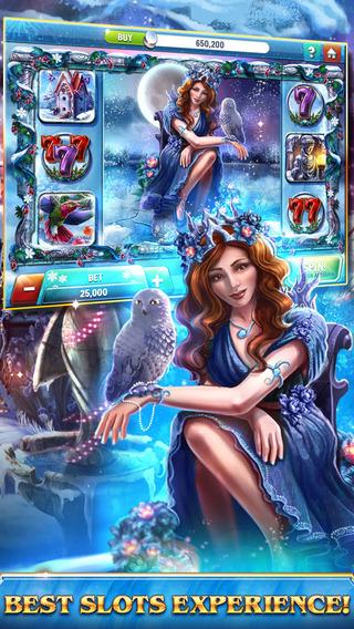 Winter Magic Casino - FREE Slots Blackjack Video Poker