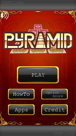 PYRAMID ピラミッド