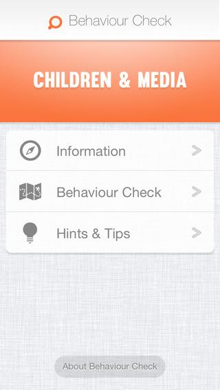 【免費健康App】Children and Media-APP點子
