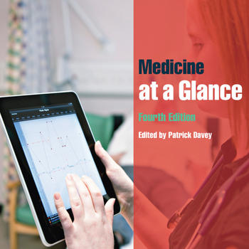 Medicine at a Glance, 4th Edition LOGO-APP點子