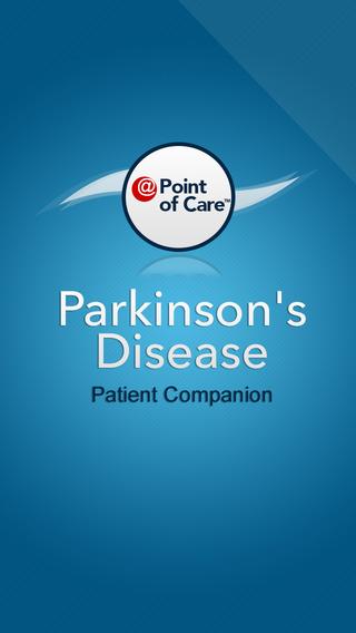 Managing My Parkinson's Disease