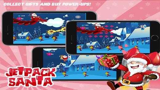 JetPack Santa Free: A Santa Christmas JoyRun