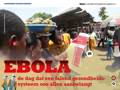 Glo.be Magazine NL 2014 04