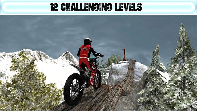 Moto Trials Winter Challenge