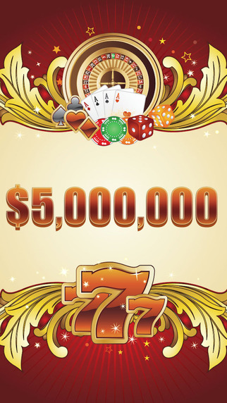 Xtreme Casino and 777 Slots with Blackjack